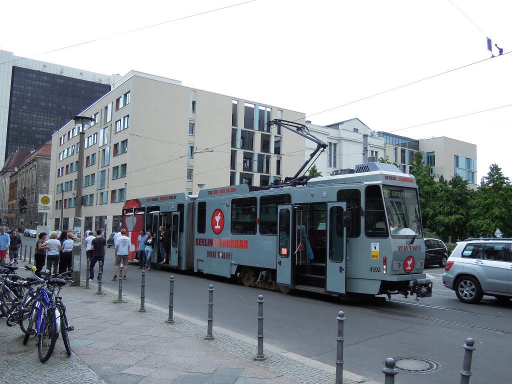 BVG FahrBar