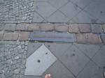 과거 베를린 장벽의 흔적