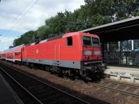 RE로 기억하는 143 기관차