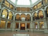 베를린 통신 박물관 내부